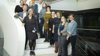 Afbeelding van het team van het GBS expertisecentrum